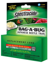 Spectracide Bag-A-Bug Japanese Beetle Trap Replacement Lure