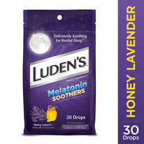 Luden's Melatonin Soothers Honey Lavender 30 Drops