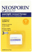 Neosporin Lip Health Overnight Real Therapy 0.27 Ounce