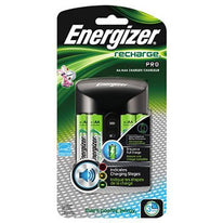 Energizer AA AAA Charger with 4 NiMH AA Cell Rechargeable Batteries Each