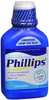 Phillips' Original Milk of Magnesia Liquid  26 Ounce Each