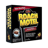 Black Flag Roach Motel Killer Bait Glue Trap 2 Pack