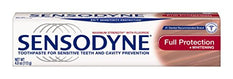 Sensodyne Full Protection Plus Whitening Toothpaste 4 Ounce