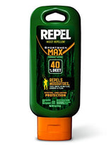 Repel Sportsmen Max Formula Mosquito Insect Repellent Lotion 40% DEET, 4  Ounce