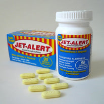 Jet Alert Double Strength Alertness Aid 200mg Caplets 90 Each