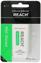 Reach Mint Waxed Dental Floss - 200 yard