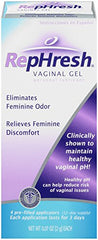 RepHresh Vaginal Gel,, 0.07 oz., 4 Prefilled Applicators