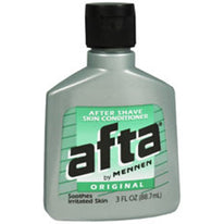 Afta Original After Shave Lotion with Skin Conditioner By Mennen 3  Ounce