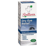 Similasan Dry Eye Relief 100% Natural 0.33 Fluid Ounce (10ml)