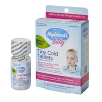 Hyland's Baby Tiny Cold Tablets 125 Count