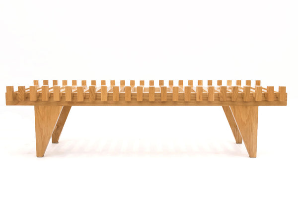 bench design by espacioBRUT