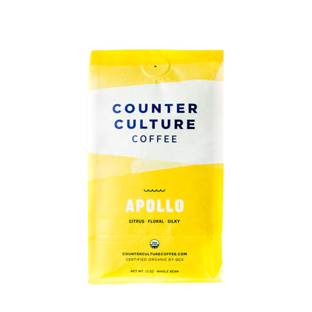 Apollo Bio - Intensité 2/5, Grains de café, Counter Culture Coffee - Caffè in Gamba