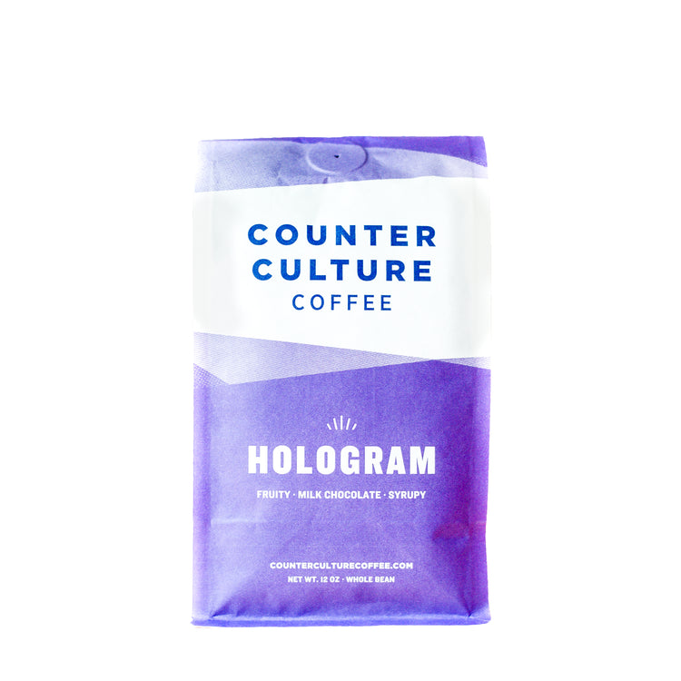 Hologram - Intensité 3/5, Grains de café, Counter Culture Coffee - Caffè in Gamba