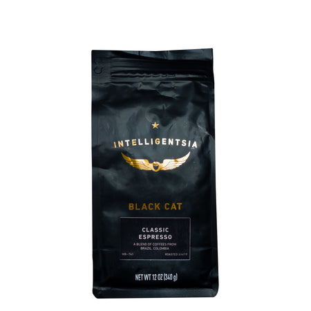 Black Cat Classic - Intensité 2/5, Grains de café, Intelligentsia Coffee - Caffè in Gamba