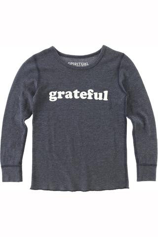 Kids Grateful thermal