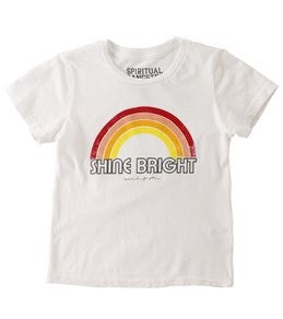Shine bright kids tee
