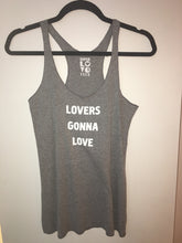 Lovers Gonna Love tank