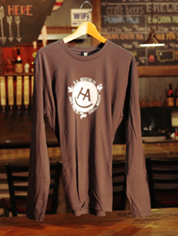 Men's 100% Cotton Long Sleeve