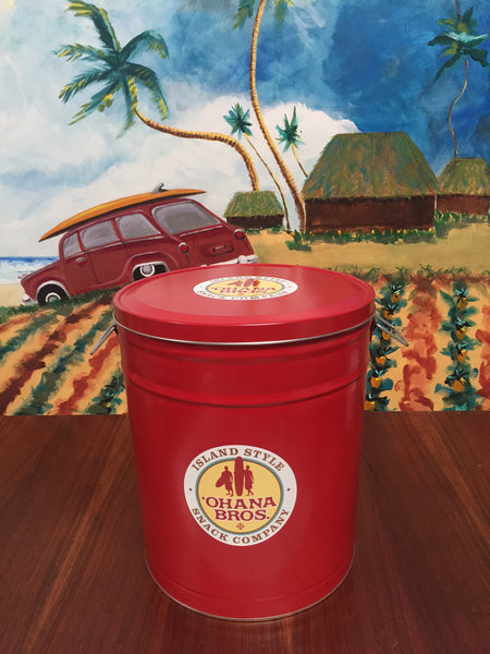 6.5 Gallon Tin (104 cups)