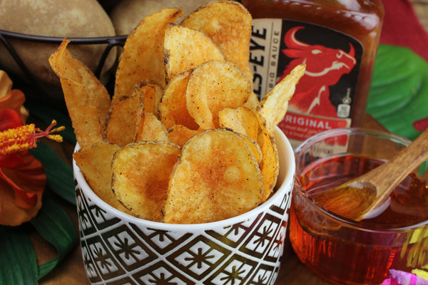 Luau Honey BBQ Chips