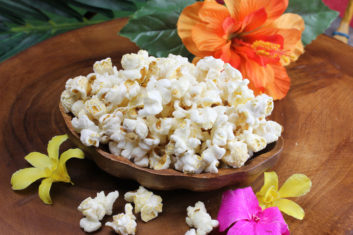 Kona (Kettle) Corn