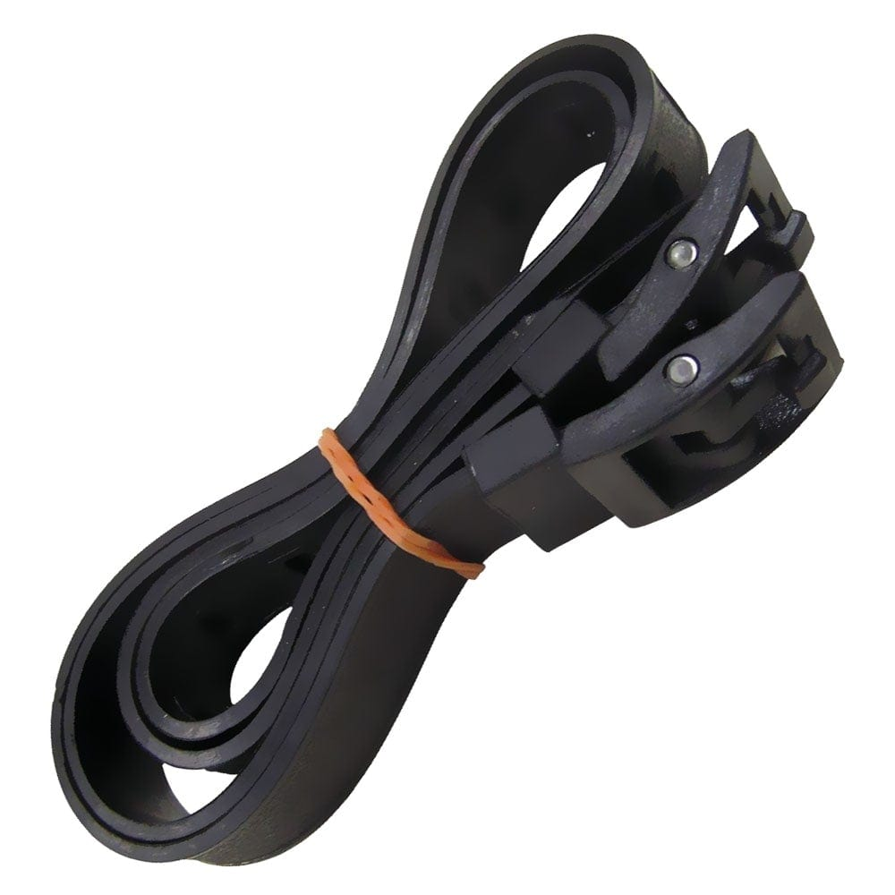 Promate Rubber Knife Straps - Pair - AC005