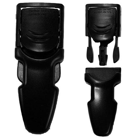 Quick-Release Buckle for Promate FN590 Cyclone Scuba Dive Fins - Piece- AC030