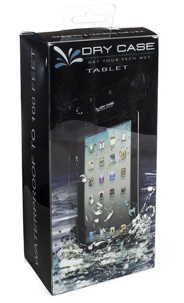 DryCASE Tablet Water-Proof Case for iPad/iPad 2, Galaxy, Kindle, and More - DC17