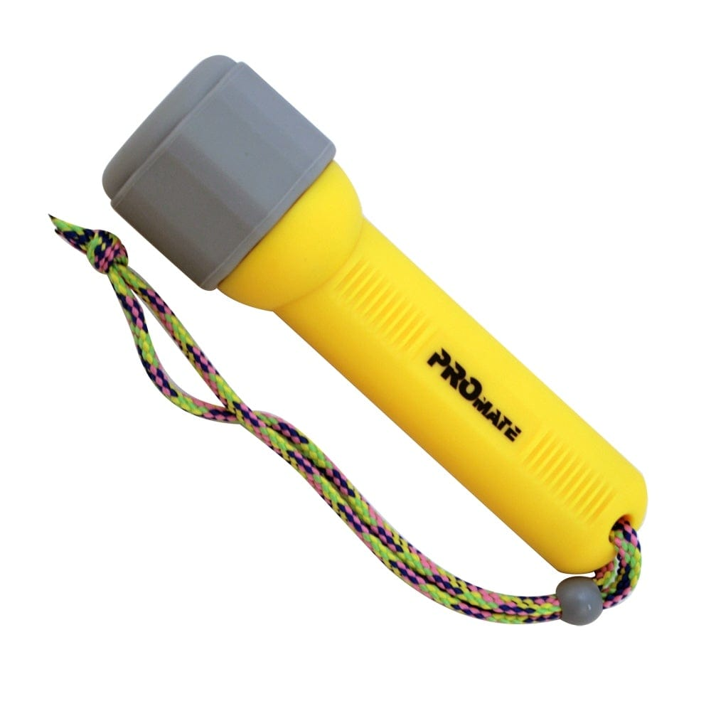 Promate Waterproof flashlight 10,000 mcd LED Light - DL050
