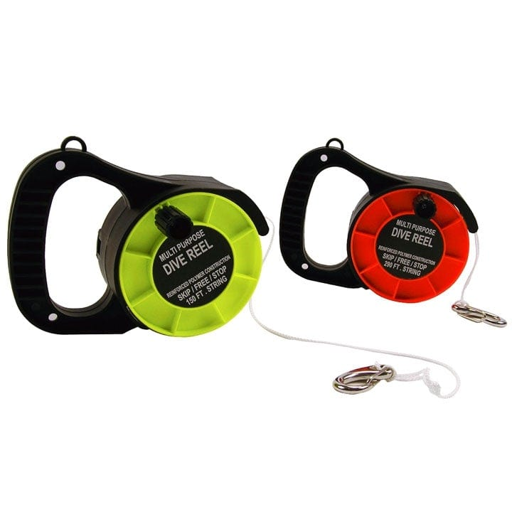 Promate Scuba Dive Reel (290 Feet String) - DR290