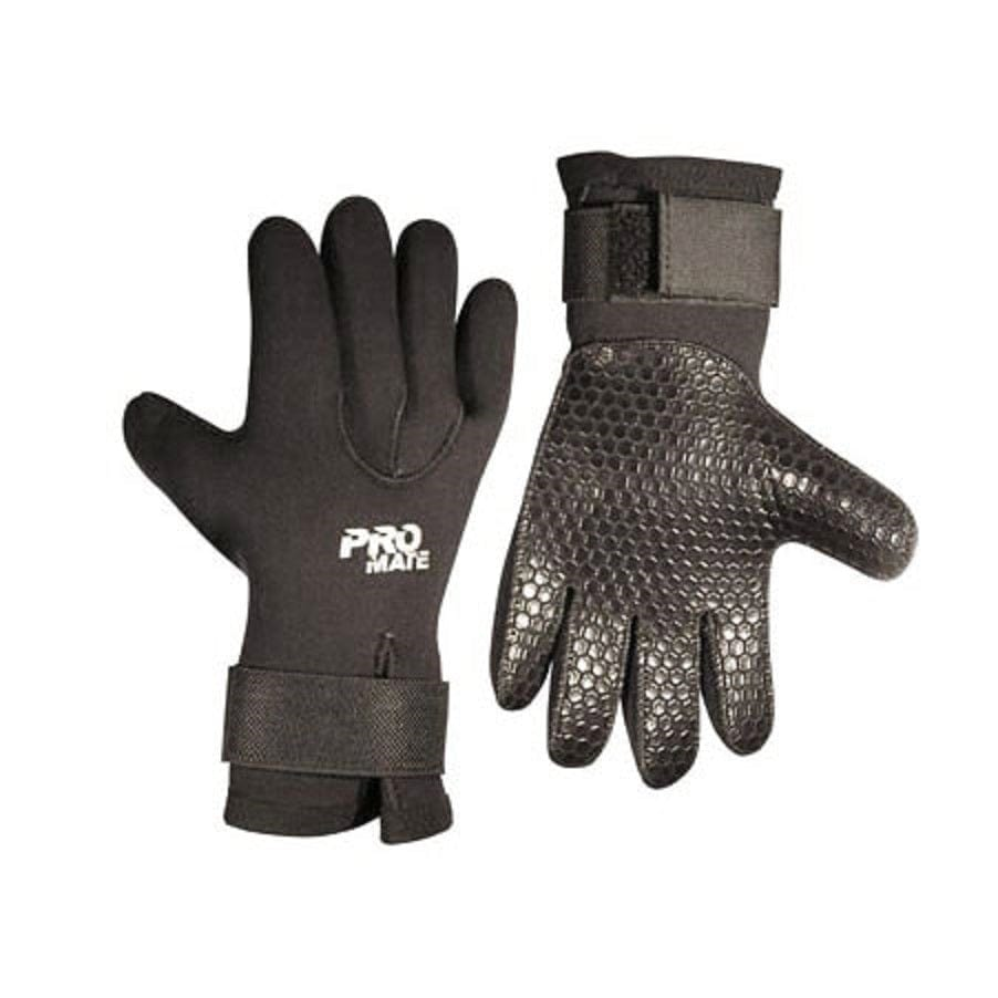 Promate 3mm Neoprene Scuba Diving Snorkeling Gloves - GL614