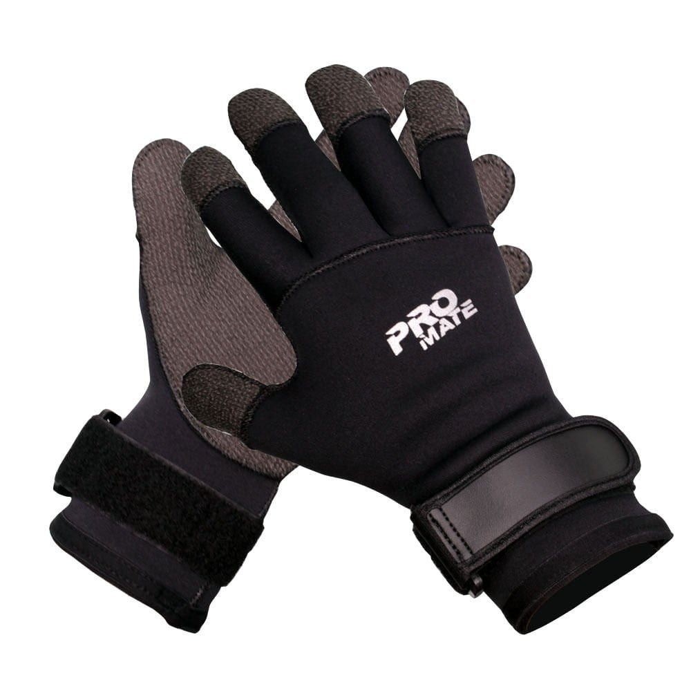 Promate 3mm Kevlar Palm Scuba Diving Snorkeling Gloves - GL693