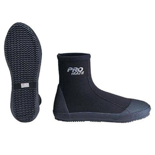 Promate 5mm Pacifica Scuba Dive and Water Sports Zipper Boots - LB640