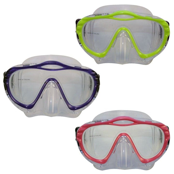 Chico Junior Snorkel Mask for Kids Scuba Dive snorkeling Swimming - MK045