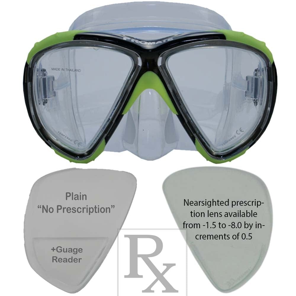 Promate Hawk Eyes Prescription Mask  (Rx-Able)  - MK265 RX