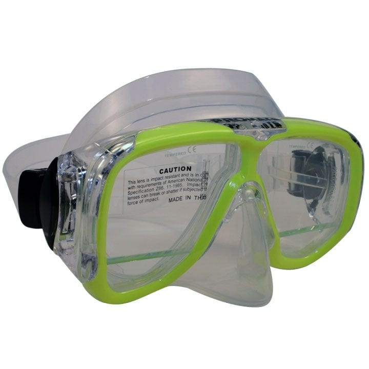 Promate Talon Down-sight Edgeless Scuba Dive Mask - MK290