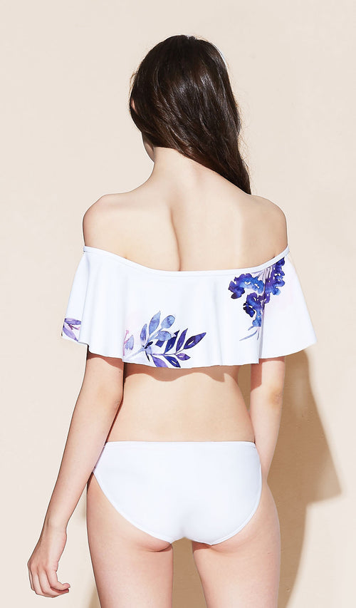 Off Shoulder Set - Iris