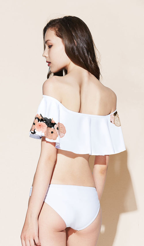 Off Shoulder Set - Clor