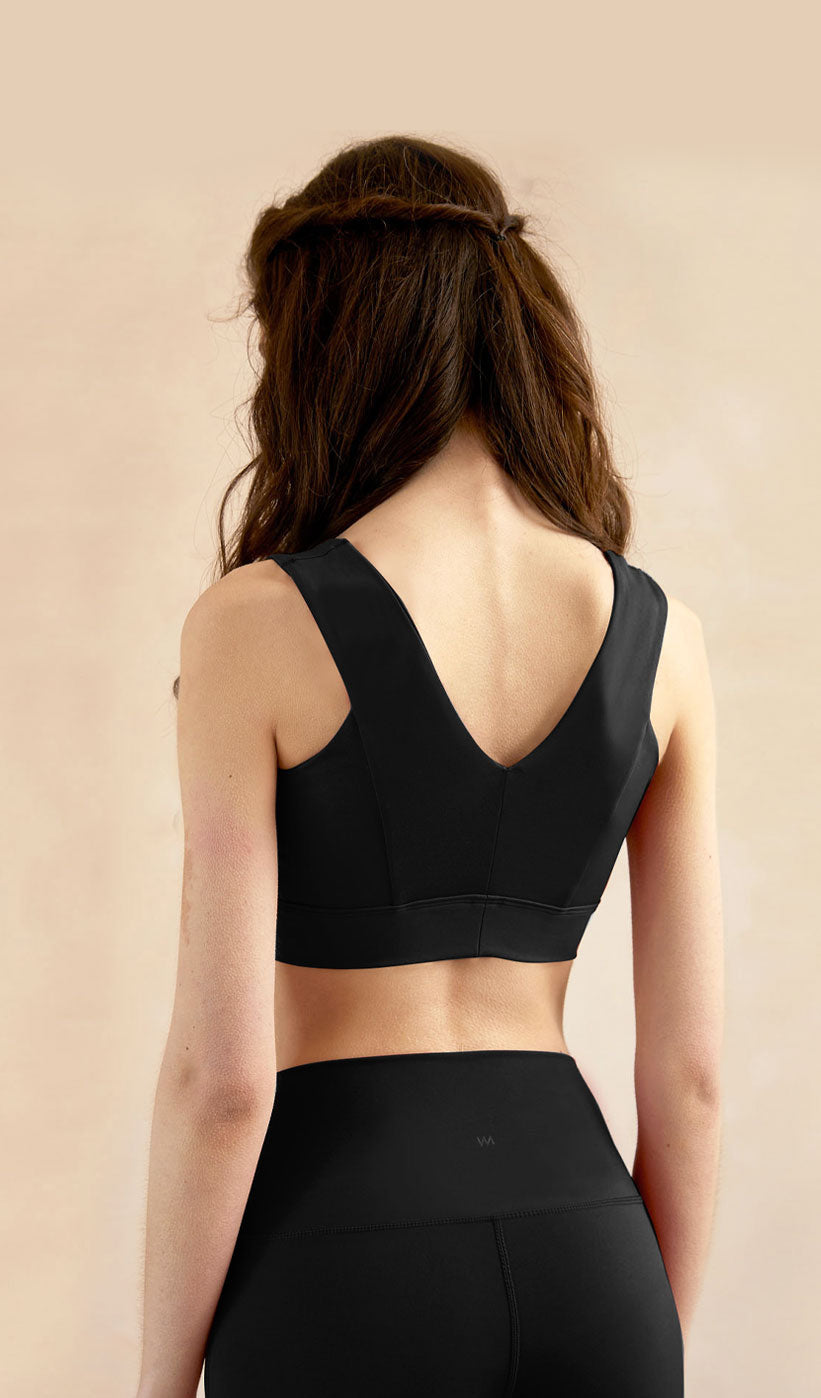 Yoga Top Celia - Black