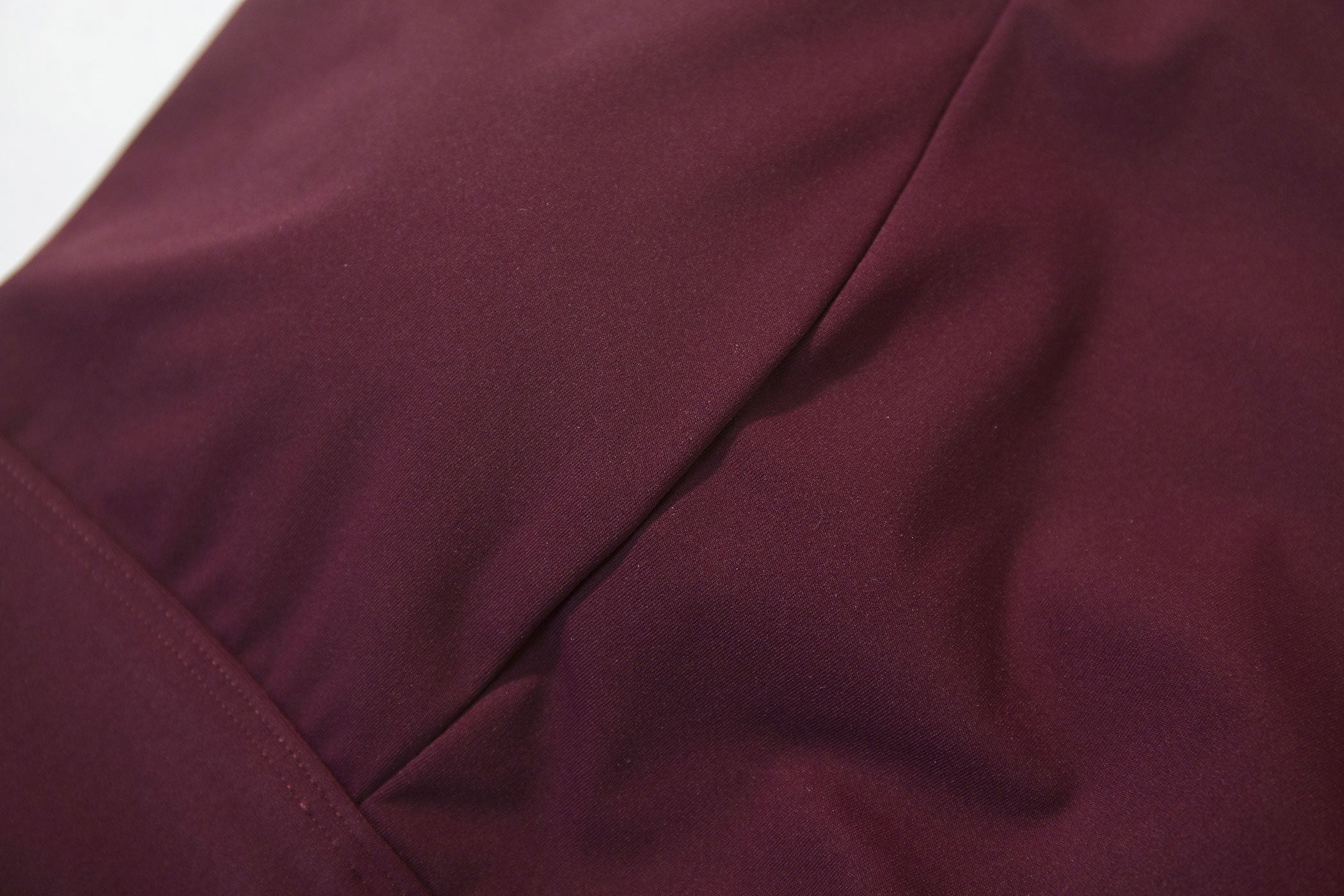 Yoga Top Josie - Dark Red