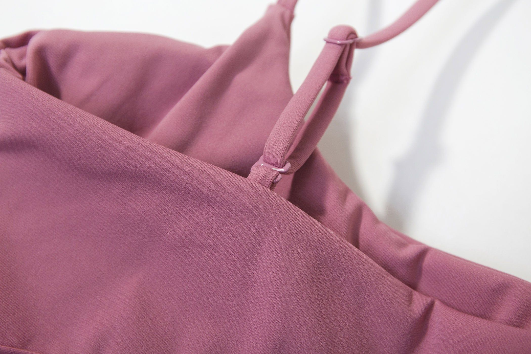 Yoga Top Ruby - Dark Pink
