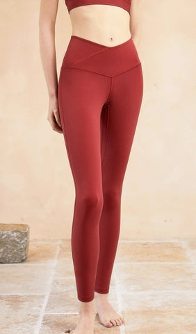 Yoga Pants Lyla - Red