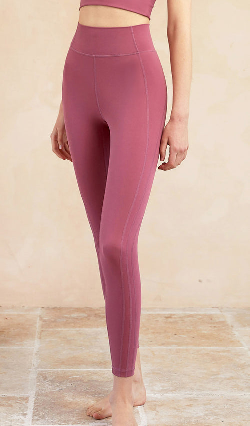 Yoga Pants Lyla - Dark Pink