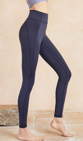Yoga Pants Anika - Dark Blue