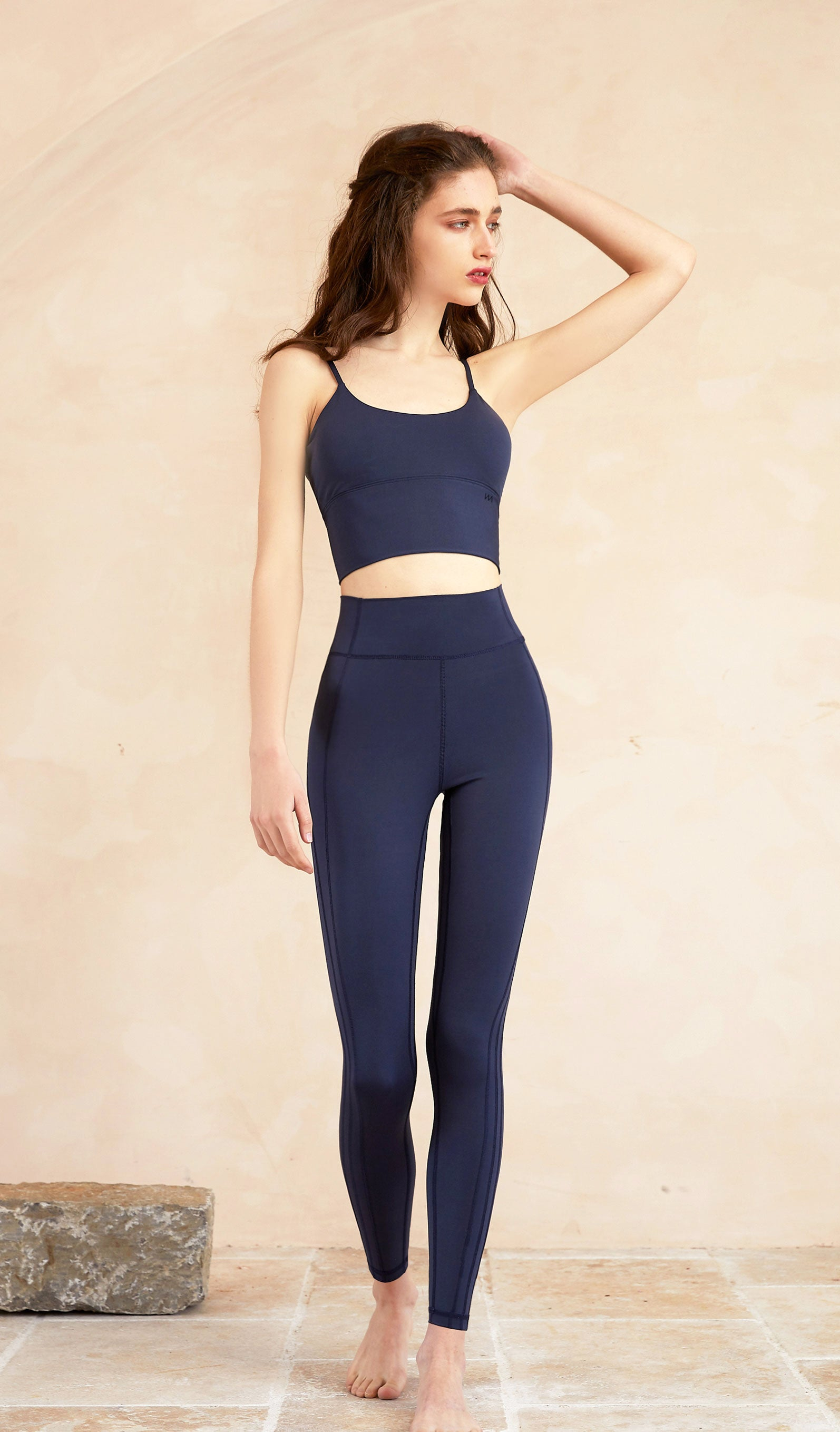 Yoga Top Ruby - Dark Blue