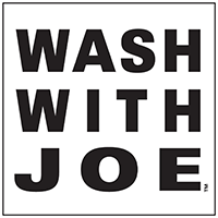WASH WITH JOE