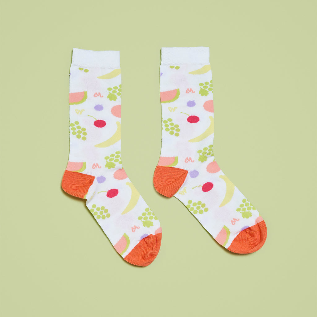 Fruit Salad Socks