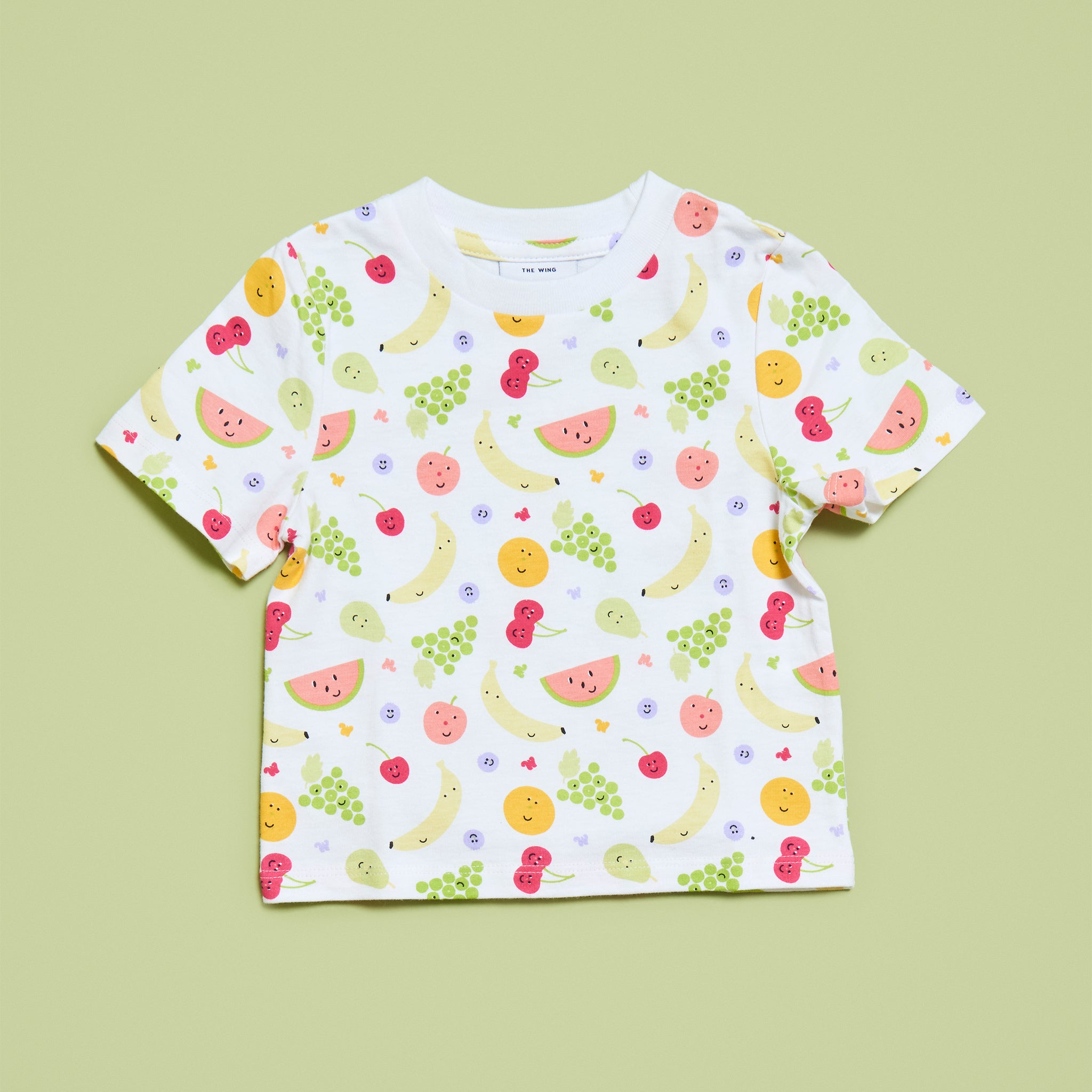 Fruit Salad Toddler Tee