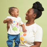 Fruit of the Womb Toddler Tee