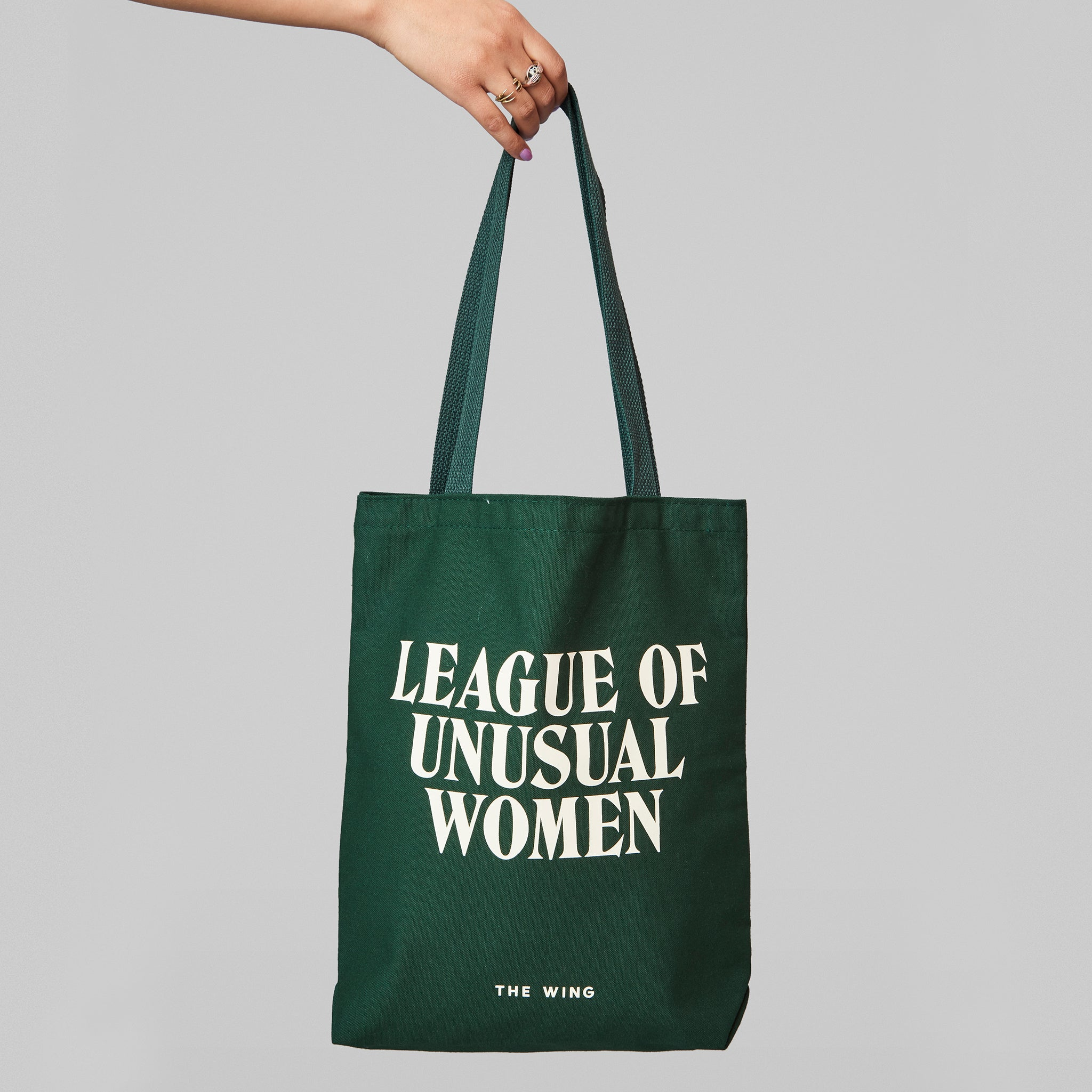 League of Unusual Women Tote